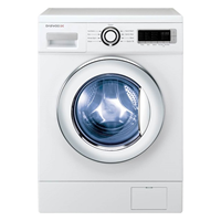 Picture of DAEWOO 8KG FRONT LOAD WASHING MACHINE