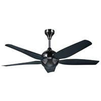"Picture of ALPHA 56"" CEILING FAN, 5 ABS BLADE, R/CONTROL"