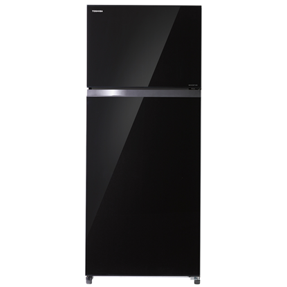 Picture of TOSHIBA 520L 2-DOOR INVERTER FRIDGE, GR-HG52MDZXK