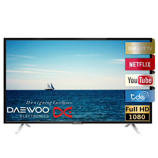 "Picture of DAEWOO 49"" SMART ANDROID HD LED TV, L49S790VNA"