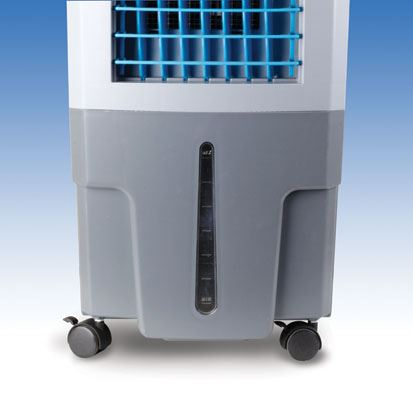 picture of quayle evaporative air cooler with touch digital control - Evaporative Air Cooler