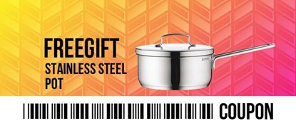 Picture of TOSHIBA STEEL POT
