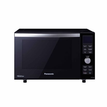 Picture of PANASONIC 23L INVERTER GRILL MICROWAVE OVEN, NN-DF383B