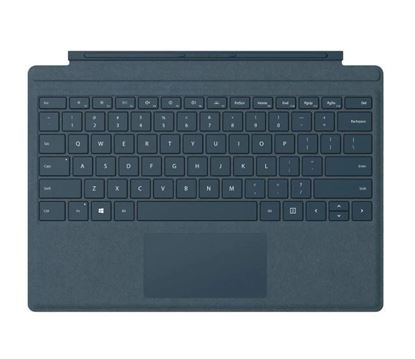 Picture of Microsoft New Surface Pro Type Sign Cover Commer - Cobalt Blue  , FFQ-00035