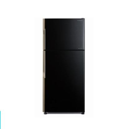 Picture of HITACHI 253L 2-DOOR INVERTER FRIDGE, R-H270P4MPBK