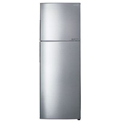 Picture of SHARP 320L 2-DOOR FRIDGE, INVERTER SERIES, SJ326MSS