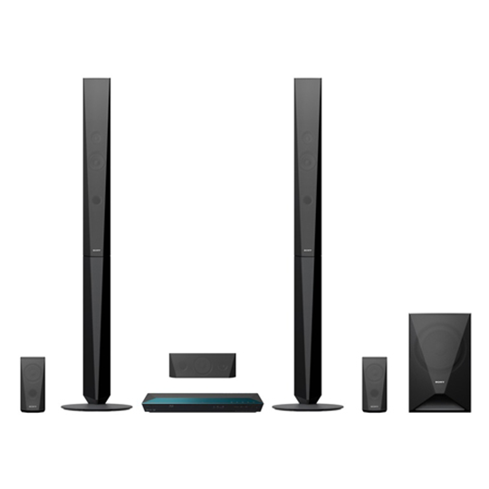 Picture of SONY 3D BLURAY DVD HOME THEATER, BDV-E4100