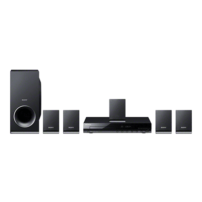 Picture of SONY DVD HOME THEATER, DAV-TZ140