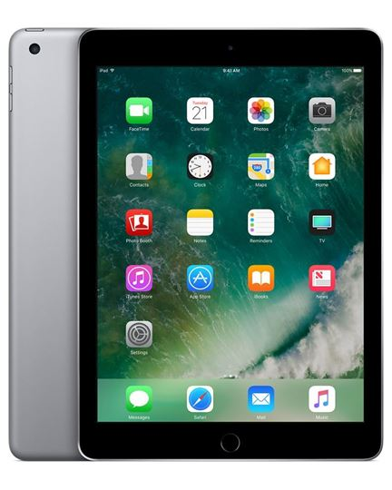 Picture of APPLE  IPAD 9.7-INCH  128GB, SPACE GREY