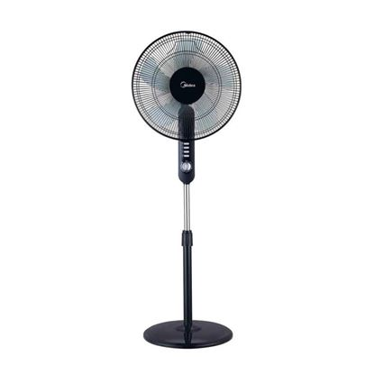 "Picture of MIDEA 16"" STAND FAN WITH TIMER, 5 BLADE, MF-16FS15F"